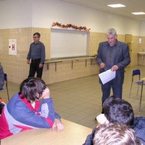 Projekt motivace žáků ZŠ