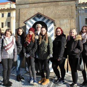 Tematická exkurze do Prahy
