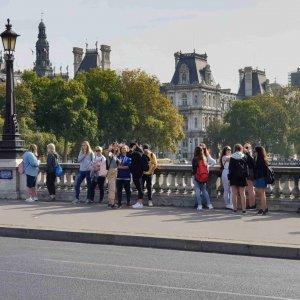 Zájezd do Paříže